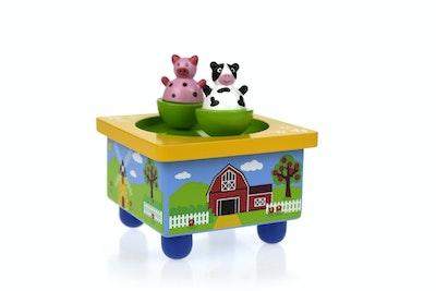 Koala Dream FARM MUSIC BOX
