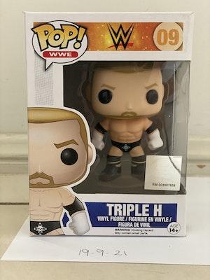 Triple H WWE