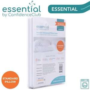 Waterproof Pillow Cases - Twin Pack