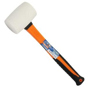 SP30275 Mallet Rubber Hammer 16oz WHITE SP30275