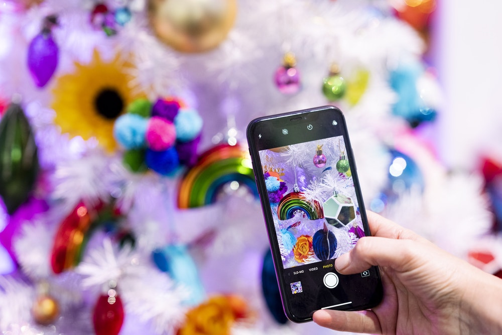 Spotlight x LENZO 2019 Christmas tree trend report