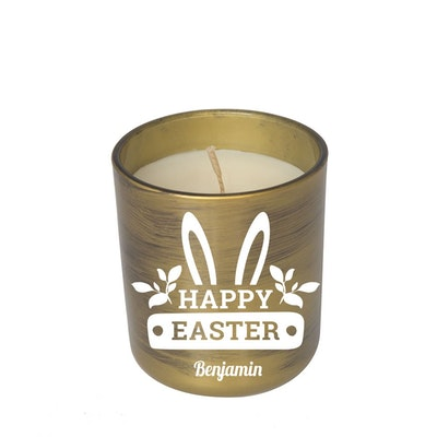 Symbolic Studio Easter Brush Gold - Hand Poured Soy Candle