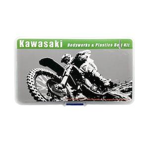 60PC Kawasaki Offroad Bike Body Bolt Kit