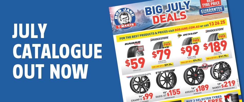 July Catalogue