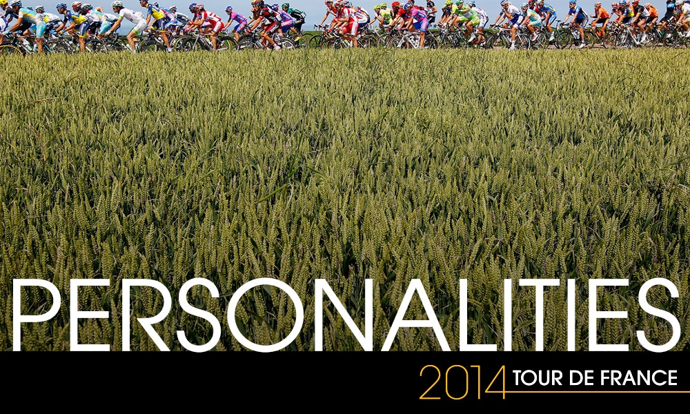 Memorable Personalities of the Tour de France