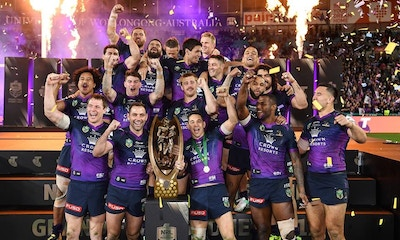 Melbourne Storm - 20 Years of Excellence