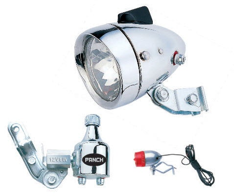 Bicycle Dynamo Light 1548