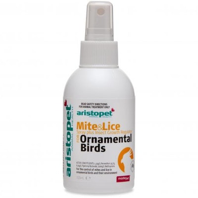 Aristopet Mite & Lice Spray IGR - 125ml
