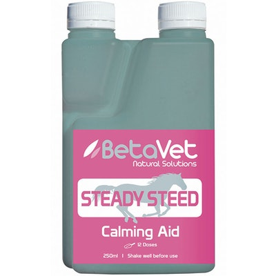 BETAVET Natural Solutions Horse Steady Steed Calming Aid Supplement - 6 Sizes