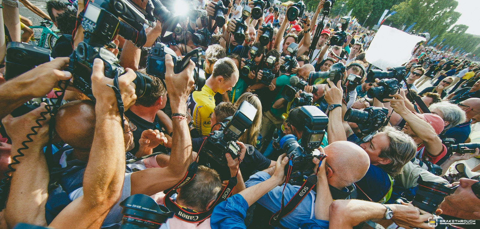 From the cutting room floor: Highlights of the 2016 Tour de France