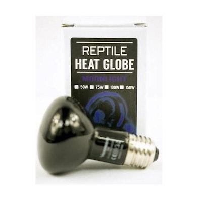 VG Moonlight Heat Lamp Reptile Heat Globe E27 - 2 Sizes