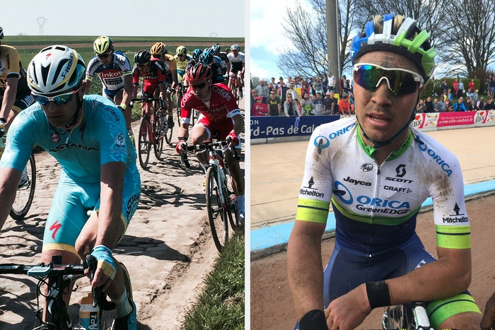 Paris   Roubaix   Orica GreenEDGE