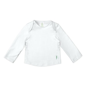 i play. Easy-On Rashguard Shirt-White