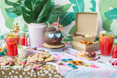 Tropical Party | Get the Look