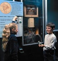Make your own dollar at the Royal Australian Mint