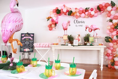 Flamingo Party | Created By Willow & Duck