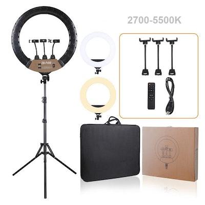 """Labellworld Brand New 22"""" 2M LED Ring Light 2M LED Ring Light $10 Off September"""