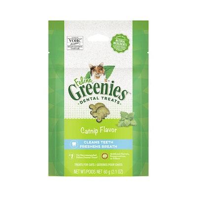 Greenies Feline Catnip 60G