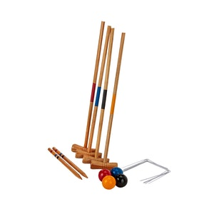 Jenjo Kids Backyard Croquet