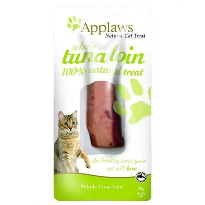 Applaws Natural Cat Treat Whole Tuna Loin 30g 18 Pack