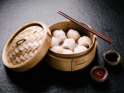 Authentic Prawn Dumplings 8pc