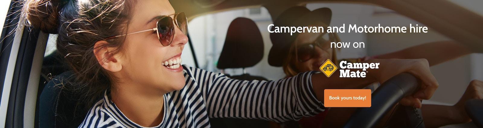 Rentals on CamperMate