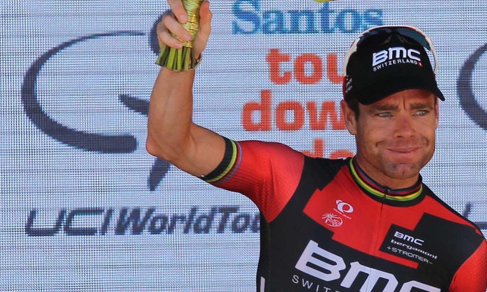 Cadel's Finale - Tour Down Under 2015