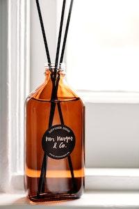 vanilla bourbon/AMBER REED DIFFUSER 200ML