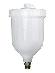 DeVilbiss Acetal Gravity Spray Gun Cup 1 Pint / 568ml (GFC-501)