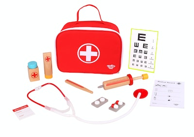 Tooky Toy LITTLE DOCTOR PLAYSET