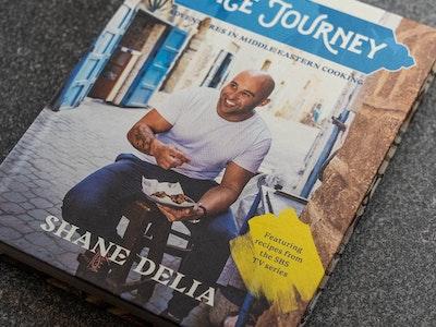 Spice Journey cook book - Shane Delia