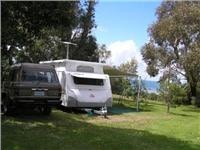 Pressures  build as caravan park industry shifts cut back campsites available in peak periods