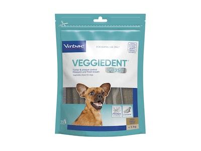 Virbac VeggieDent FR3SH Extra Small Dog 15 Chews
