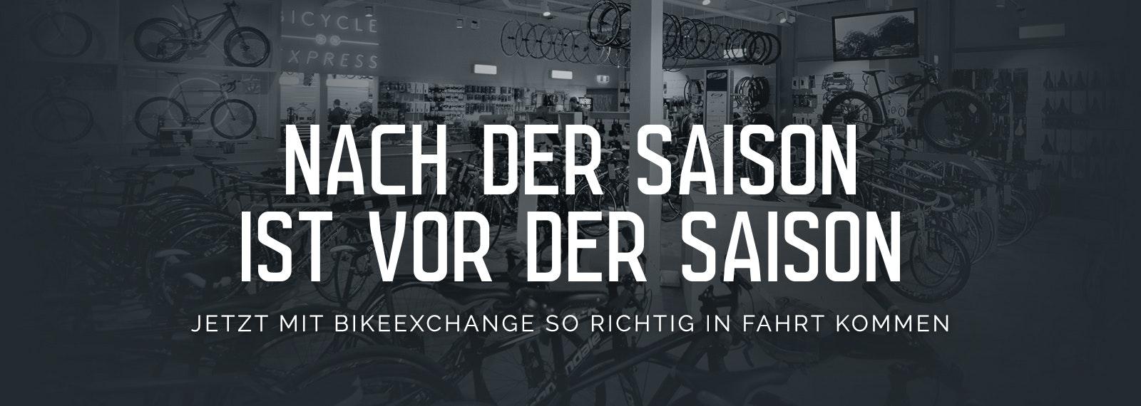 Jetzt in die Saison starten | BikeExchange