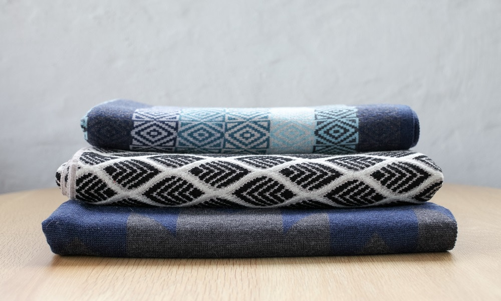 Introducing New Exclusive Throw Blanket Collection.