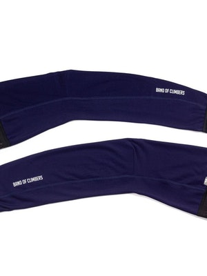 Band of Climbers Control Thermal Leg Warmer - Navy