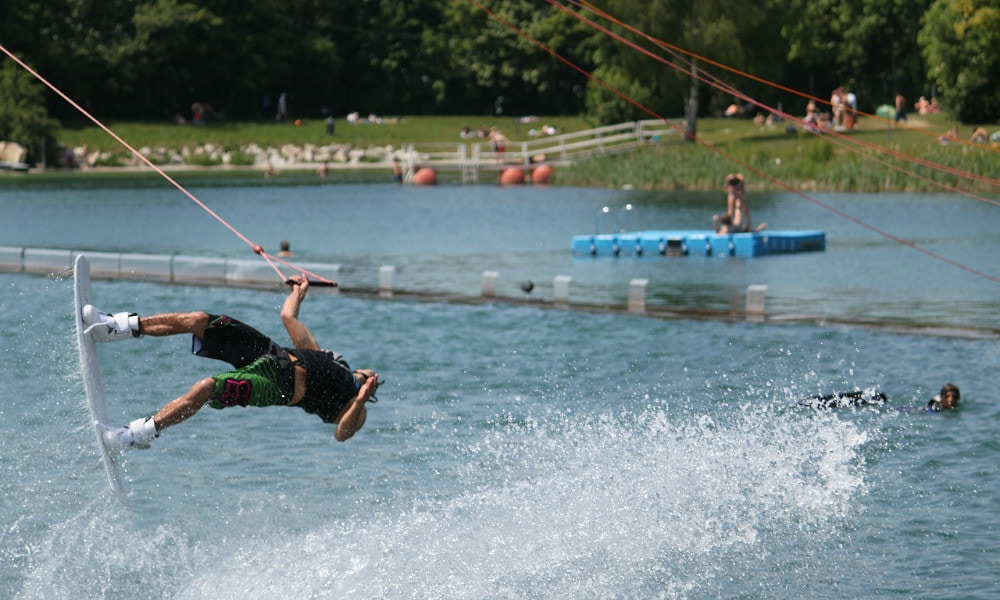 Tow Ropes for Wake Sports