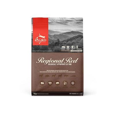 Orijen Biologically Appropriate Cat Food Regional Red 1.8KG