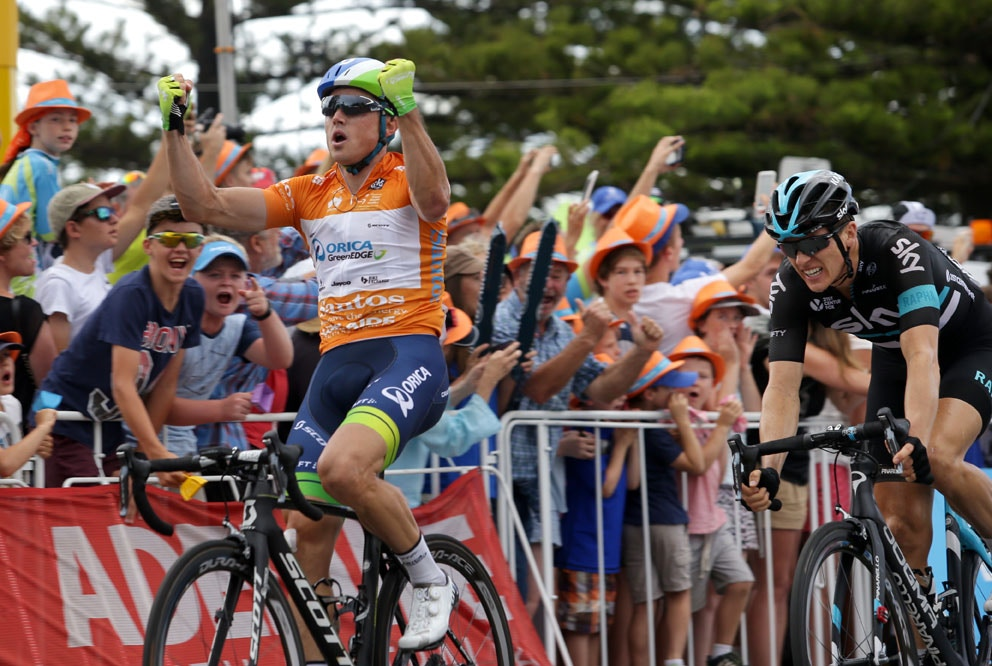 Gerro Makes it Three Out of Four for OGE