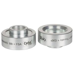 Cyclus Tools Press Ring Set Sram, Truvativ, Gxp